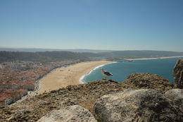 Nazare panoramic view , Constantin A - October 2015