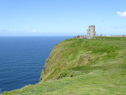 Beautiful day at the Cliffs of Moher , Zenia P - June 2015