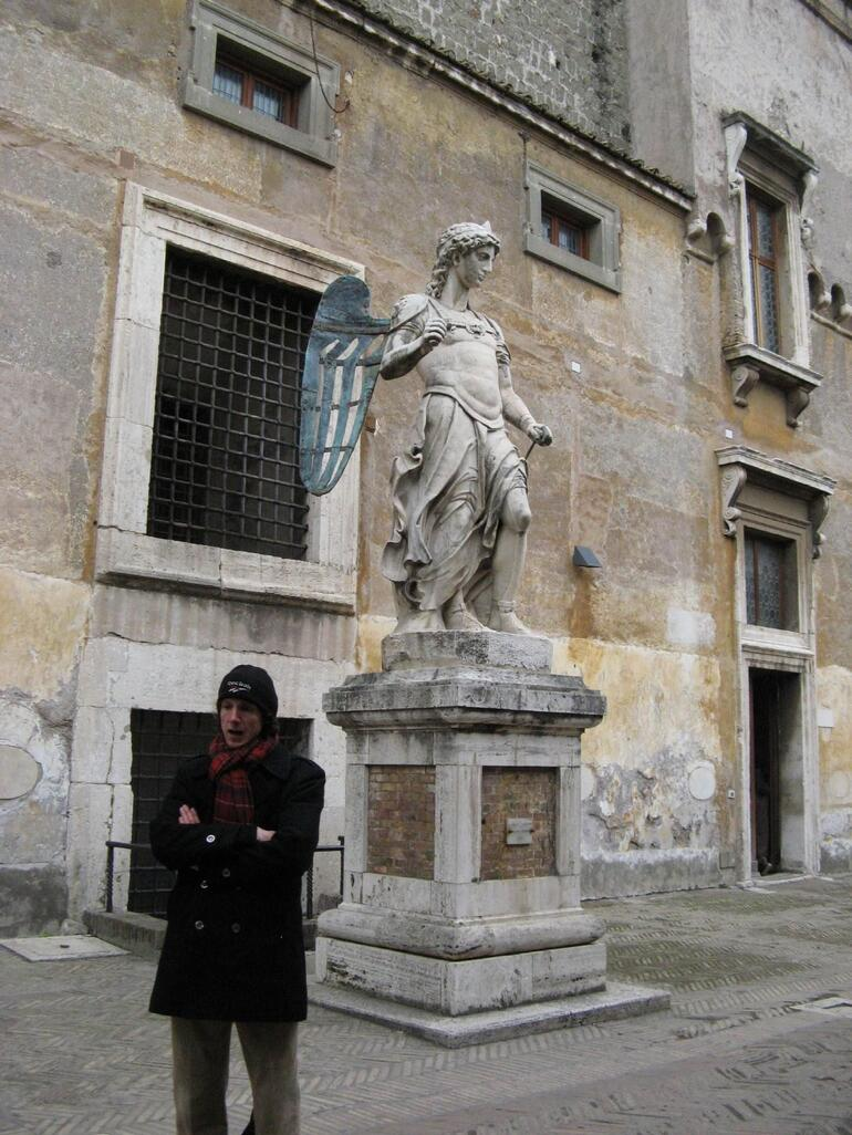 Our Guide - Rome
