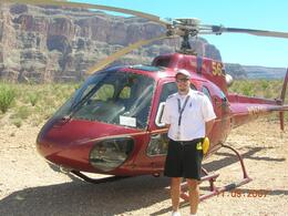 Photo of Las Vegas Grand Canyon All American Helicopter Tour Our Pilot
