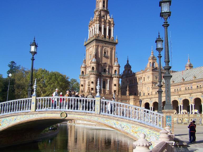 Rail Tour to Seville - Madrid