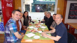 Photo of Barcelona Tapas Evening Walking Tour of Barcelona Tapastour