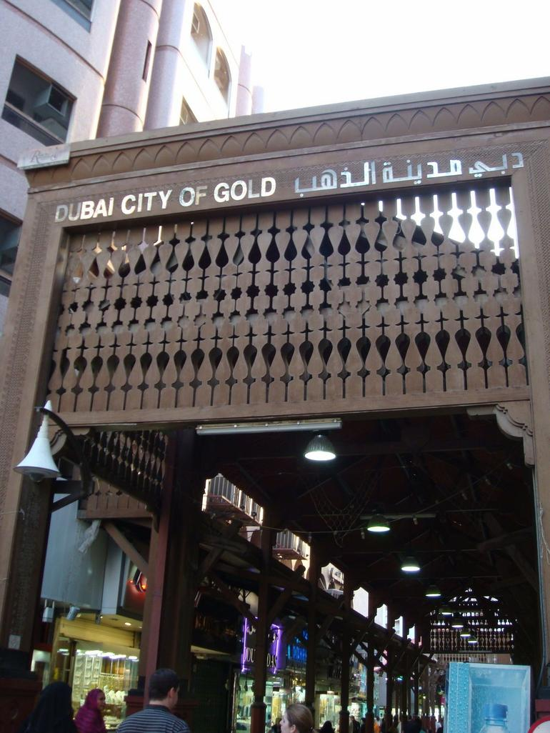 The Gold Souq - Dubai
