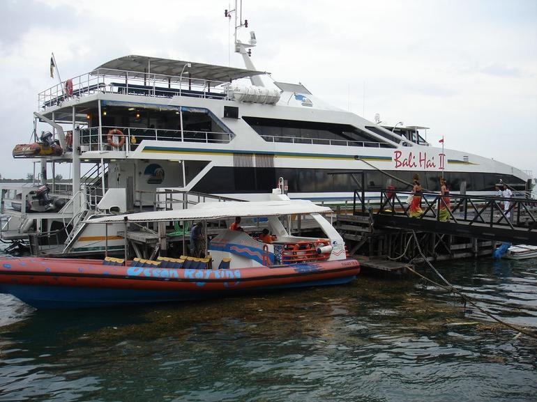 The Ship: Bali Hai - Bali