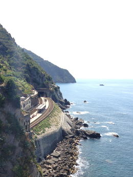 Photo of Florence Cinque Terre Small Group Day Trip from Florence train station in one of the 5 villages