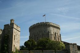 Windsor Castle., Arthur - July 2008