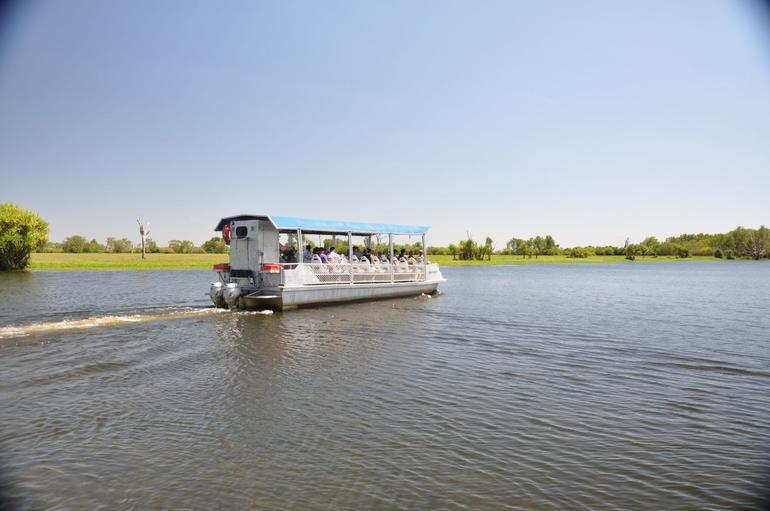 Yellow River Boat Tour - Darwin