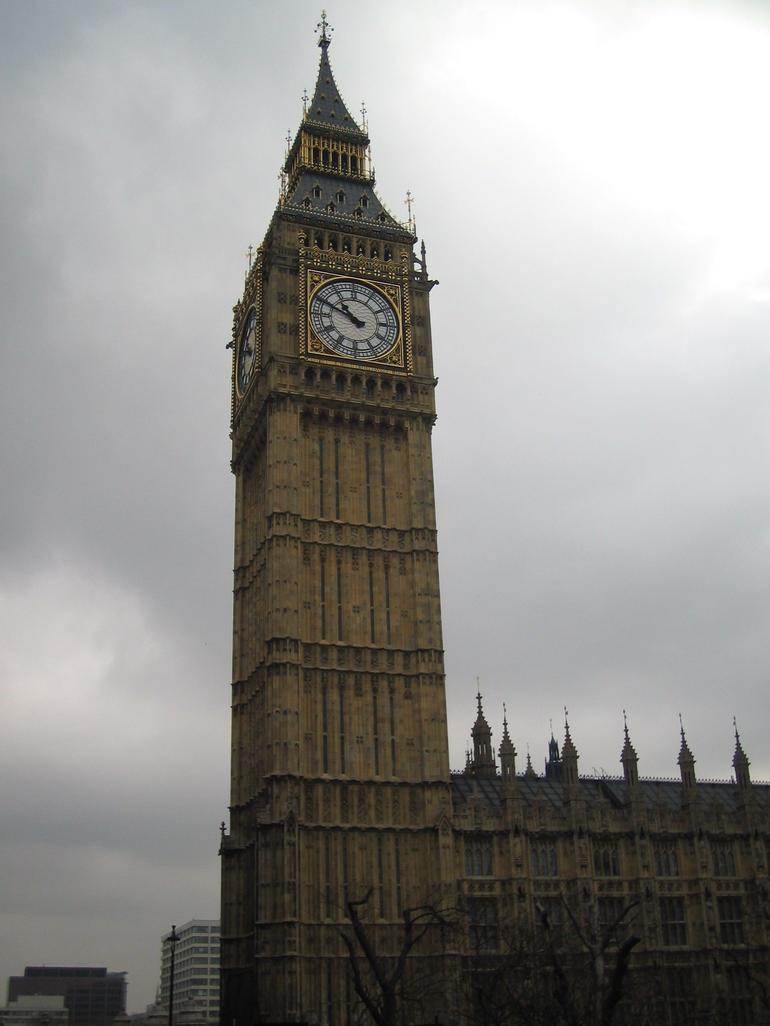 Big Ben, we can see you - London