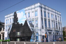 Photo of   Bruxelles Musee Magritte