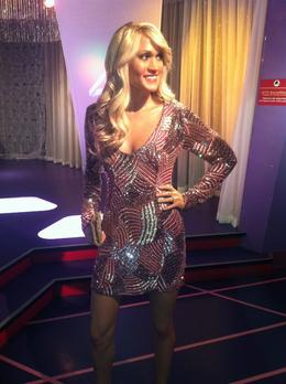 Photo of Los Angeles Madame Tussauds Hollywood Carrie Underwood