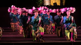 Photo of Mexico City Folkloric Ballet in Mexico City Colour and costume