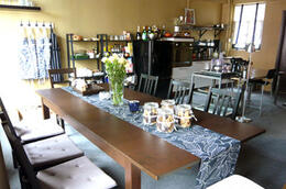 Photo of Hong Kong Mediterranean Cuisine in Hong Kong: Private Cooking Class Dining Table