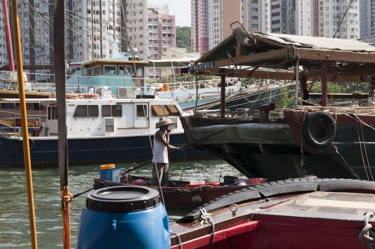 Fisherman - Hong Kong
