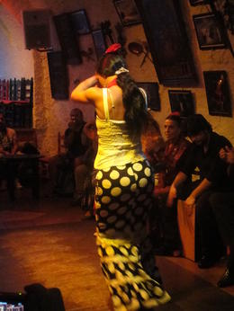 Photo of Granada Granada Flamenco Show in Sacromonte and Walking Tour of Albaicin Granada Flamenco Show in Sacromonte