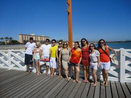 Group photo of us! - August 2012