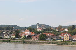 a view from the cruise into Danube , Subrat Kumar S - September 2012