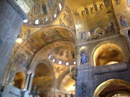 Inside of Basilica di St. Marco ( no photography allowed :) :0 ) , Dmitriy M - June 2012