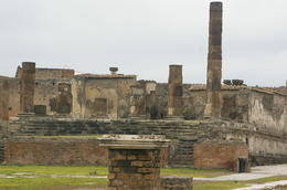 Pompeii was amazing would love to see more someday. , Wesly W - May 2011