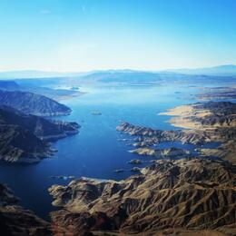 Photo of Las Vegas Grand Canyon All American Helicopter Tour Lago Mead