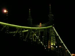 Photo of Budapest Budapest Night Walking Tour and River Cruise Liberty Bridge Budapest