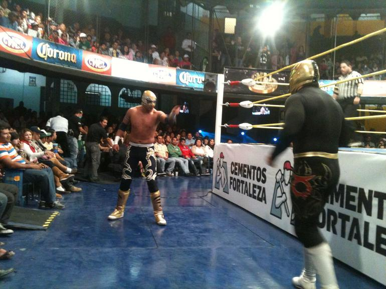 Mexican Wrestling 3 - Mexico City