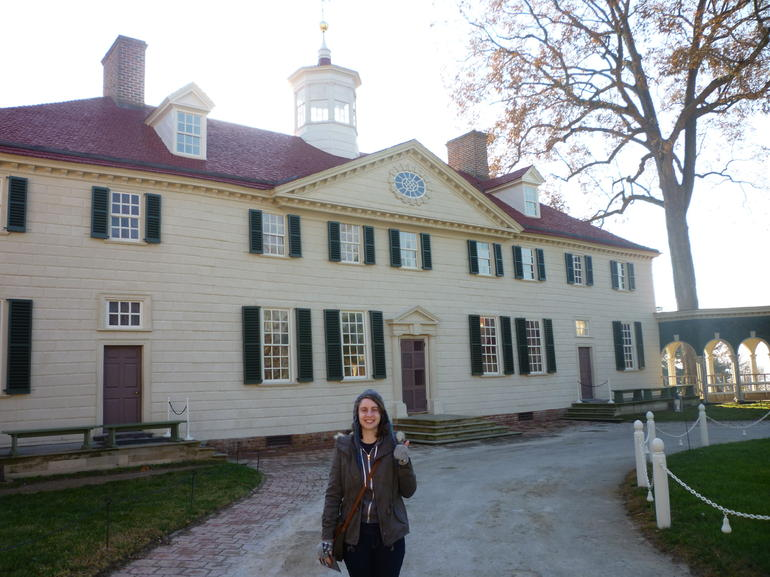 Mount Vernon - Washington DC