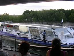 Photo of Paris Seine River Cruise, Paris Illuminations and Dinner on the Champs-Elysees Our Cruiser