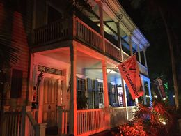 On the Haunted Pub Crawl, JennyC - July 2015