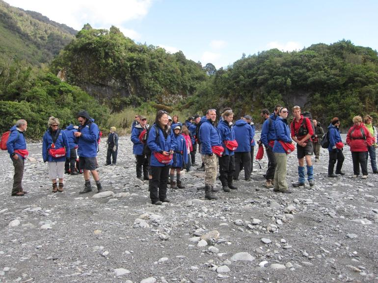 Our Team! - Franz Josef & Fox Glacier