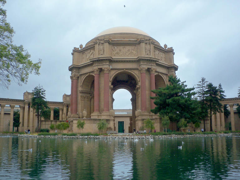 Palace of Fine Arts - San Francisco