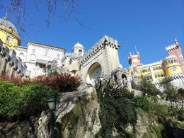 Photo of Lisbon Sintra and Cascais Small-Group Day Trip from Lisbon Pena Castle