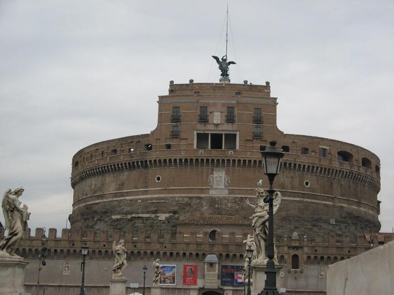 San Angelo Castle - Rome