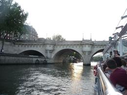 Photo of Paris Eiffel Tower Dinner, Seine River Cruise and Moulin Rouge Show by Minivan Seine River