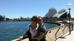 On Our Way To The Sydney Opera House Guided Walking Tour , phamdinhnguyen - December 2013