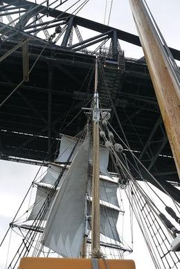 Photo of Sydney Sydney Harbour Afternoon Tall Ship Discovery Cruise Under the Harbour Bridge