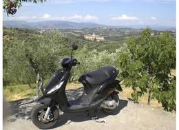 Photo of Florence Vespa Small Group Day Trip to the Chianti Wine Region vespa trip 2