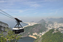 Photo of Rio de Janeiro Corcovado Mountain, Christ Redeemer and Sugar Loaf Mountain Day Tour Zuckerhut