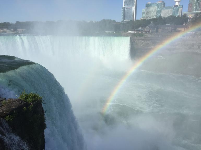 Niagara Falls Canadian Side Tour and Maid of the Mist Boat Ride photo 17
