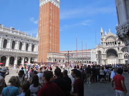 St. Mark's Square - Venice , Marlo I - July 2011