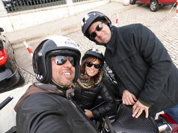 Photo of Lisbon Private Tour: Best of Lisbon by Sidecar 20th Anniversary Celebration!