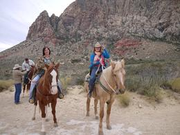 Photo of Las Vegas Morning Maverick Horseback Ride with Breakfast 35. Rollin Rollin Rollin...