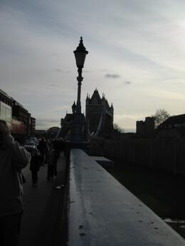 Photo of London The Original London Sightseeing Tour: Hop-on Hop-off A view from Tower Bridge