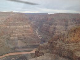 this was a view from the helicopter as we arrived - wonderful ! , Janice C - March 2015