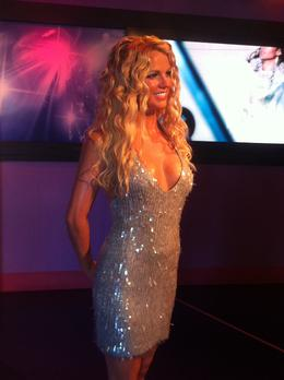 Photo of Los Angeles Madame Tussauds Hollywood Britney Spears