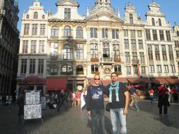 Photo of Amsterdam Brussels and Antwerp Day Trip from Amsterdam BRUSELLES