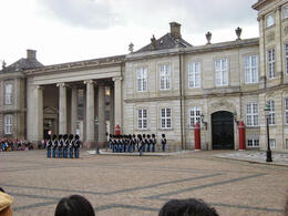 Denmark's Royal Palace Guards , Phillip A - August 2014