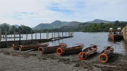 A cruise in Derwent water , YUEH-NING C - August 2013