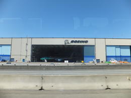 Photo taken as driving by on motorway. Unfortunately no photos allowed inside! , Timothy A - July 2014