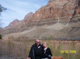 Photo of Las Vegas Grand Canyon South Rim Bus Tour with Optional Upgrades J & C in the Grand Canyon