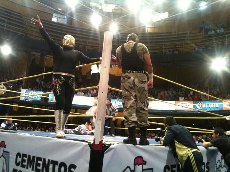 Mexican Wrestling 4 - Mexico City